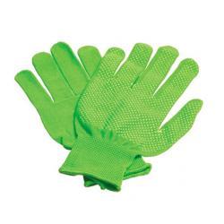 Перчатки нейлоновые с ПВХ, класс вязки 13, размер 9-11