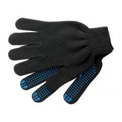 Перчатки утепленные, ПВХ точка, 7 класс