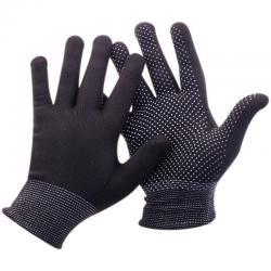 Перчатки нейлон, 13 класс, цвет ассорти