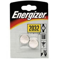 Батарейки Energizer Lithium CR 2032 (2 штуки)