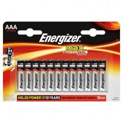 Батарейки Energizer Max LR03, 1.5V (АAА, 12 штук)